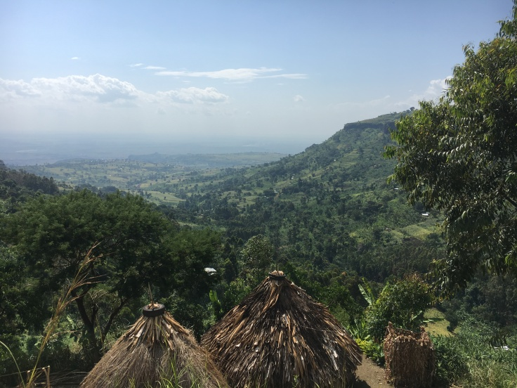 view on sipi hike